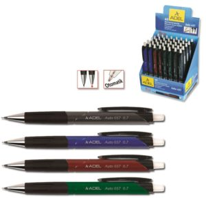 ADEL-OFİS MALZEMELERİ-Yazı Gereçleri-Versatil Uçlu Kalemler-Adel Auto 057 Versatil 0.7Mm Stand