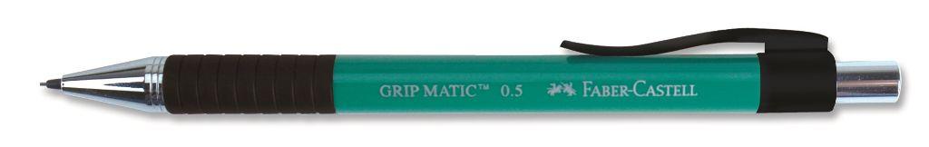 Faber-Castell-OFİS MALZEMELERİ-Yazı Gereçleri-Versatil Uçlu Kalemler-Faber-Castell Grip Matic 1318 Versatil 0.5Mm