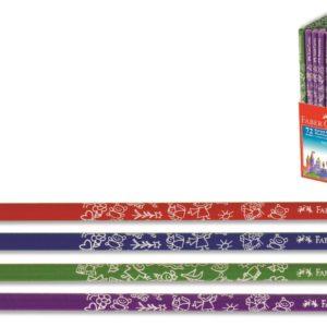 Faber-Castell-OFİS MALZEMELERİ-Yazı Gereçleri-Kurşun Kalemler-Faber-Castell Neşeli Dipli Kurşunkalem (Stoklarla Sınırlıdır)