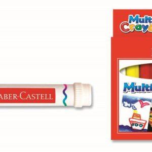 Faber-Castell-OKUL GEREÇLERİ-Resim Gereçleri-Pastel Boyalar-Faber-Castell Multi Crayon Pastel