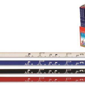 Faber-Castell-OFİS MALZEMELERİ-Yazı Gereçleri-Kurşun Kalemler-Faber-Castell Şato Dipli Kurşun Kalem
