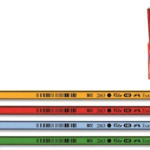 Faber-Castell-OFİS MALZEMELERİ-Yazı Gereçleri-Kurşun Kalemler-Faber-Castell Elite Dipli Kurşun Kalem