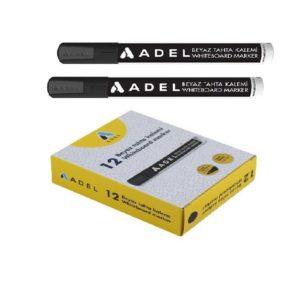 ADEL-OFİS MALZEMELERİ-Yazı Gereçleri-Yazı Tahtası Kalemleri Ve Silgileri-Adel Beyaz Tahta Kalemi