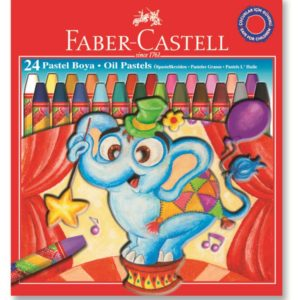 Faber-Castell-OKUL GEREÇLERİ-Resim Gereçleri-Pastel Boyalar-Faber-Castell Karton  Kutu Pastel Boya