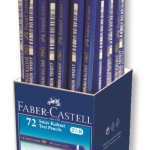 Faber-Castell-OFİS MALZEMELERİ-Yazı Gereçleri-Kurşun Kalemler-Faber-Castell Sınav Kurşunkalem