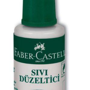 Faber-Castell-OFİS MALZEMELERİ-Masa Üstü Gereçleri-Sıvı Siliciler-Faber-Castell Sıvı Düzeltici