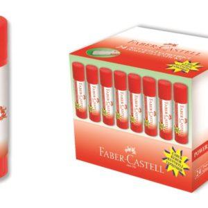 Faber-Castell-OFİS MALZEMELERİ-Yapıştırıcılar-Stick Yapıştırıcılar-Faber-Castell Stick Kuvvetli Yapıştırıcı 20Gr