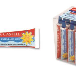 Faber-Castell-OFİS MALZEMELERİ-Yapıştırıcılar-Sıvı Yapıştırıcılar-Faber-Castell Su Bazlı Sıvı Yapıştırıcı 19Gr