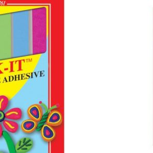 Faber-Castell-OFİS MALZEMELERİ-Bantlar Ve Kesicileri-Çift Taraflı Bantlar-Faber-Castell Tack-İt Creative 50 Gr.