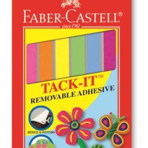 Faber-Castell-OFİS MALZEMELERİ-Bantlar Ve Kesicileri-Çift Taraflı Bantlar-Faber-Castell Tack-İt Creative 50Gr.