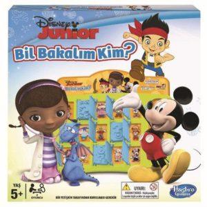 HASBRO-OYUNCAKLAR-Oyunlar--Hasbro Bil Bakalım Kim Disney Junior A5881