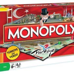 HASBRO-OYUNCAKLAR-Oyunlar--Hasbro Monopoly Türkiye 01610