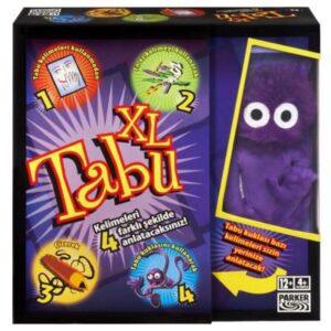 HASBRO-OYUNCAKLAR-Oyunlar--Hasbro Tabu Xl 04199