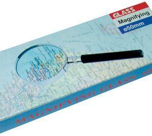 MASİS-OFİS MALZEMELERİ-Masa Üstü Gereçleri-Masa Setleri & Kalemlik & Notluklar-Masis Büyüteç 50 Mm Metal Çerçeve