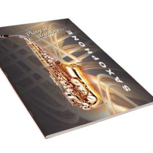 NOTTE-KAĞIT ÜRÜNLERİ-Defterler-Nota Defterleri-Notte 40 Yaprak Müzik Defteri A4