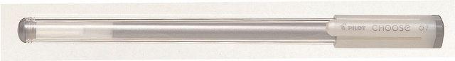 PİLOT-OFİS MALZEMELERİ-Yazı Gereçleri-İğne Uçlu Kalemler-Pilot Choose Kalem 0.7 Gümüş