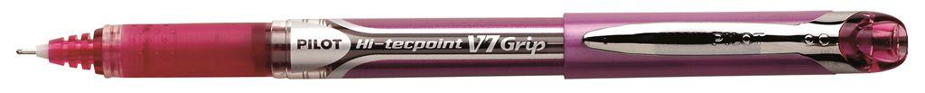 PİLOT-OFİS MALZEMELERİ-Yazı Gereçleri-İğne Uçlu Kalemler-Pilot V7 Grip Hi-Tecpoınt Pembe