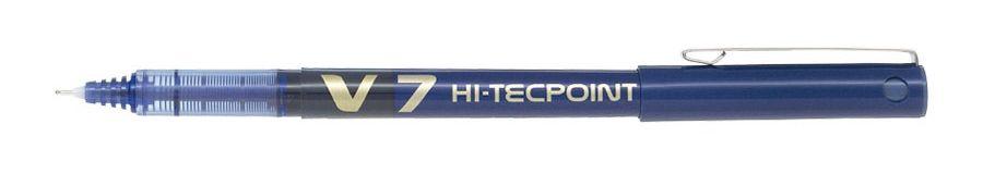 PİLOT-OFİS MALZEMELERİ-Yazı Gereçleri-İğne Uçlu Kalemler-Pilot V7 Hi-Tecpoınt Mavi
