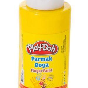 PLAY-DOH-OKUL GEREÇLERİ-Resim Gereçleri-Parmak Boyalar-Play-Doh 500 ML Parmak Boyası(Tüp)Sarı