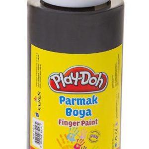 PLAY-DOH-OKUL GEREÇLERİ-Resim Gereçleri-Parmak Boyalar-Play-Doh 500 ML Parmak Boyası(Tüp)Siyah