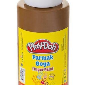PLAY-DOH-OKUL GEREÇLERİ-Resim Gereçleri-Parmak Boyalar-Play-Doh Parmak Boya 500 Ml Kahverengi