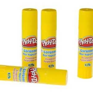 PLAY-DOH-OFİS MALZEMELERİ-Yapıştırıcılar-Stick Yapıştırıcılar-Play-doh Görünmez Stick Yapıştırıcı Mor 21gr