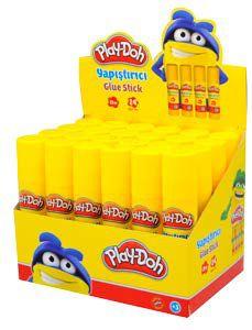 PLAY-DOH-OFİS MALZEMELERİ-Yapıştırıcılar-Stick Yapıştırıcılar-Play-doh Stick Yapıştırıcı 21gr