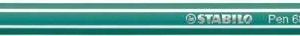 STABİLO-OFİS MALZEMELERİ-Yazı Gereçleri-Fineliner Kalemler-Stabilo Pen 68 Keçeli Kalem Turkuaz Mavisi