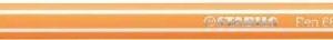 STABİLO-OFİS MALZEMELERİ-Yazı Gereçleri-Fineliner Kalemler-Stabilo Pen 68 Keçeli Kalem Turuncu