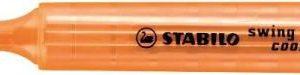 STABİLO-OFİS MALZEMELERİ-Yazı Gereçleri-Fosforlu Kalemler-Stabilo Swing Cool İşaretleme Kalemi Turuncu