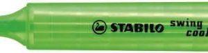 STABİLO-OFİS MALZEMELERİ-Yazı Gereçleri-Fosforlu Kalemler-Stabilo Swing Cool İşaretleme Kalemi Yeşil