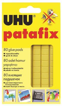 UHU-OFİS MALZEMELERİ-Yapıştırıcılar-Sıvı Yapıştırıcılar-Uhu Patafix Sarı