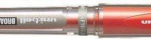 Uniball-OFİS MALZEMELERİ-Yazı Gereçleri-Jel Ve Simli Kalemler-Uniball Signo Broad 1.0 İmza Kalemi Kırmızı