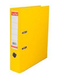 VELTE-OFİS MALZEMELERİ-Dosyalama & Arşivleme-Plastik Geniş Klasörler-Velte Plastik Geniş Klasör Sarı