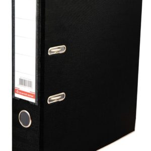 VELTE-OFİS MALZEMELERİ-Dosyalama & Arşivleme-Plastik Geniş Klasörler-Velte Plastik Geniş Klasör Siyah