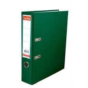VELTE-OFİS MALZEMELERİ-Dosyalama & Arşivleme-Plastik Geniş Klasörler-Velte Plastik Geniş Klasör Yeşil