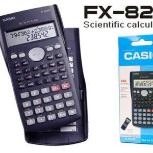 CASIO-OFİS ELEKTRONİĞİ-Ofis Makineleri-Hesap Makineleri-Casio FX-82MS Bilimsel Hesap Makinesi