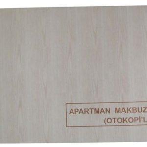 DİLMAN-KAĞIT ÜRÜNLERİ-Resmi / Ticari Evraklar-Otokopili Makbuzlar-Dilman Apartman Makbuzu