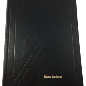 DİLMAN-KAĞIT ÜRÜNLERİ-Resmi / Ticari Evraklar-Kasa Defterleri-Dilman Kasa Defteri 17X24 160 Yaprak