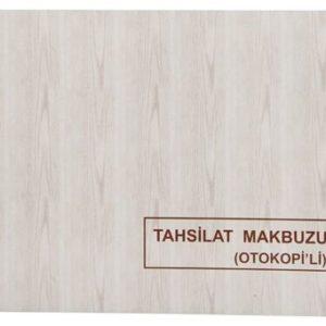 DİLMAN-KAĞIT ÜRÜNLERİ-Resmi / Ticari Evraklar-Otokopili Makbuzlar-Dilman Tahsilat Makbuzu Otokopili