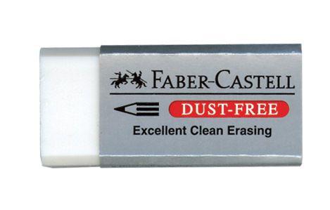 Faber-Castell-OKUL GEREÇLERİ-Silgiler--Faber-Castell Dust-Free Silgi