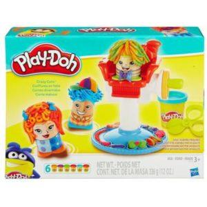 HASBRO-OYUNCAKLAR-Eğitici Oyuncaklar--Play-Doh Çılgın Berber B1155