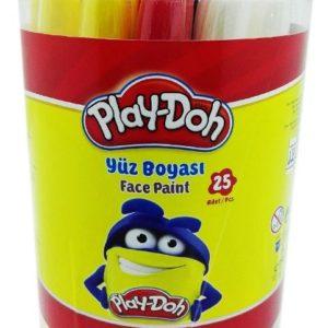 PLAY-DOH-OKUL GEREÇLERİ-Resim Gereçleri-Yüz Boyaları-Play-Doh Yüz Boyası Tek Renk