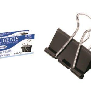 RUBENİS-OFİS MALZEMELERİ-Masa Üstü Gereçleri-Masa Setleri & Kalemlik & Notluklar-Rubenis 32 Mm Double Klips