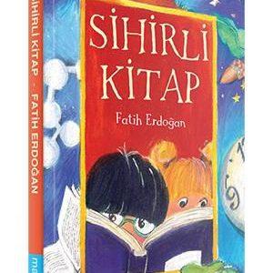 MAVİBULUT YAYINCILIK-KİTAPLAR-Çocuk Kitapları-Fatih Erdoğan-Sihirli Kitap - Fatih Erdoğan - Mavibulut Yayıncılık