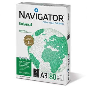 A3 Navigatör fotokopi kağıdı 80 gr