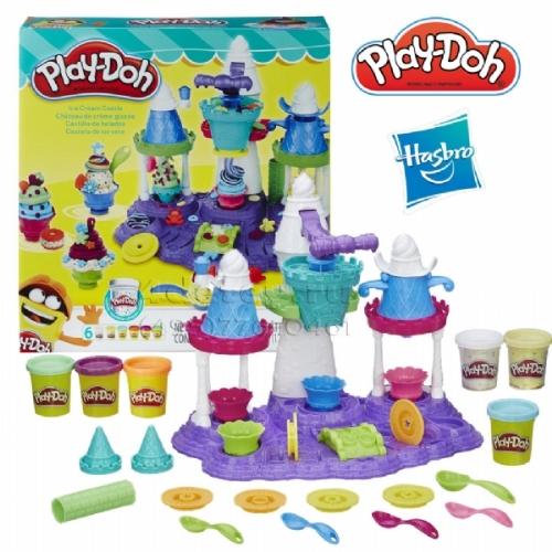 Hasbro Play-Doh Yaratıcı Mutfağım Dondurma Şatosu
