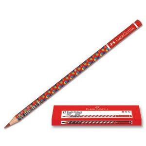 Faber-Castell Başlık Kalemi Bubble Kırmızı YENİ