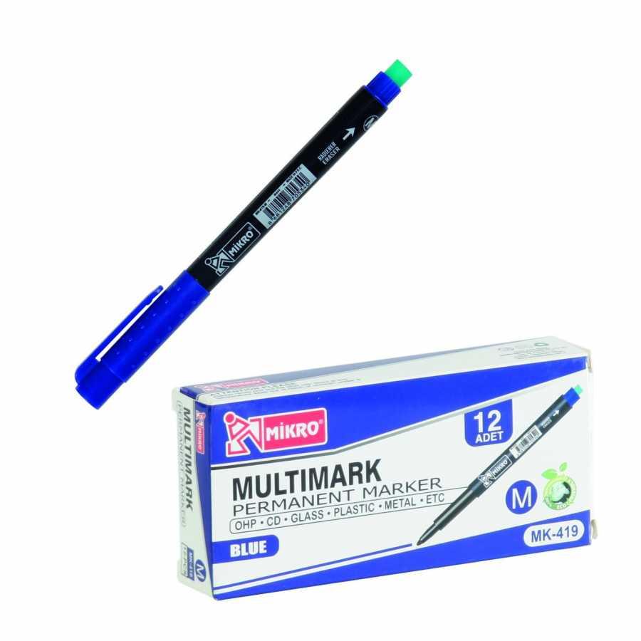 Mikro MK-419M Cd Kalemi Mavi