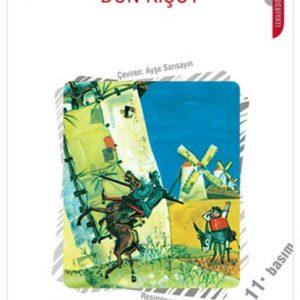 Don Kişot - Can Çocuk Yayınları